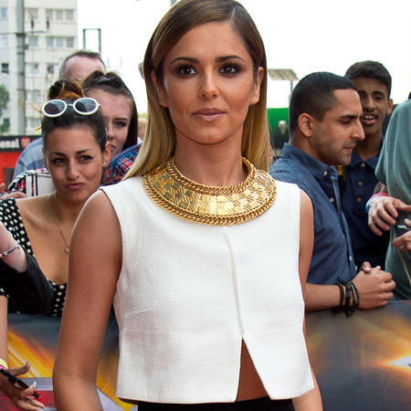 cheryl-cole-x-factor-auditions-2014-london-black-trousers-whote-crop-top-collar-necklace-celebrity-fashion