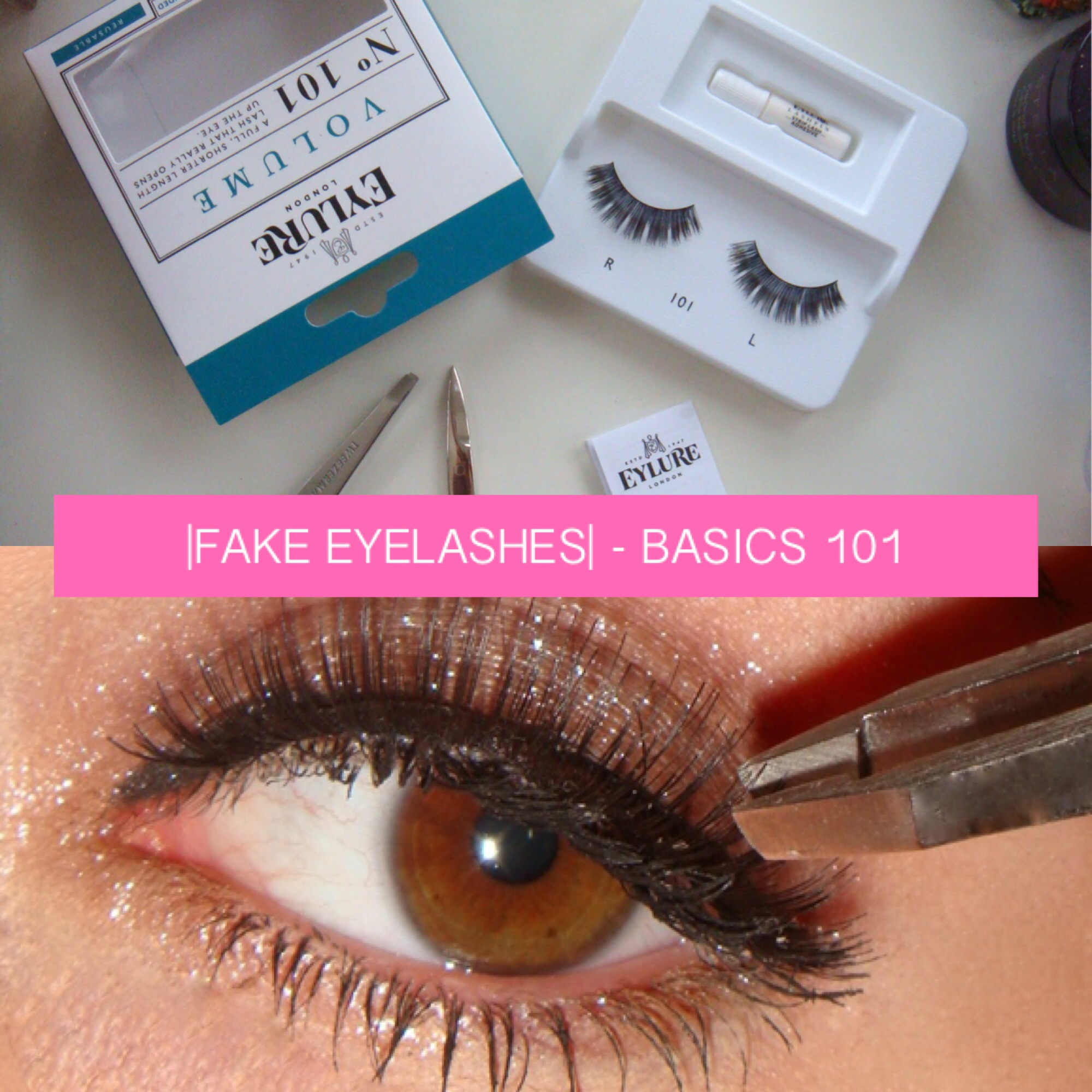 fake eyelashes basics i am serene l i am very excited to share will you all my tips on fake eyelashes fake eyelashes are the perfect addition to your eye makeup looks