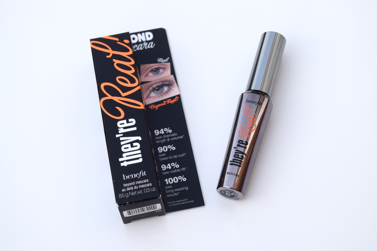 |Benefit| They're Real! Mascara | I AM SERENE L